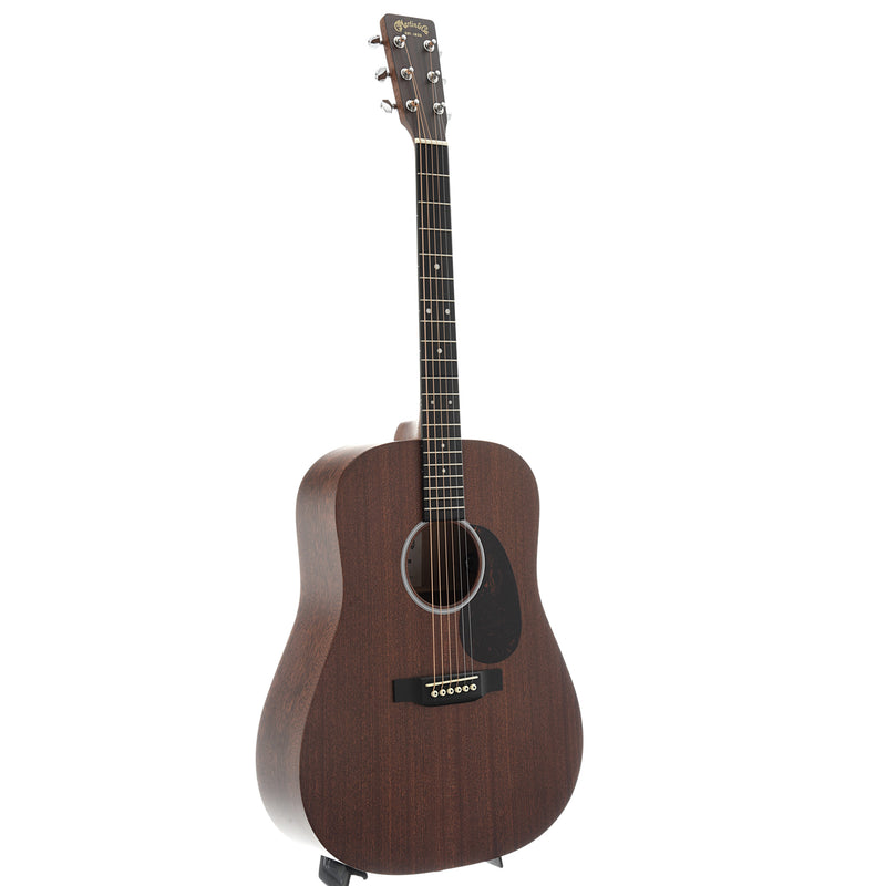 Martin D-10E Sapele Top Guitar & Gigbag, Fishman MXT Pickup & On-Board Tuner