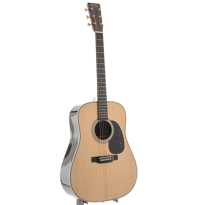Martin D-28E Modern Deluxe Guitar & Case, with Fishman Aura Pickup System