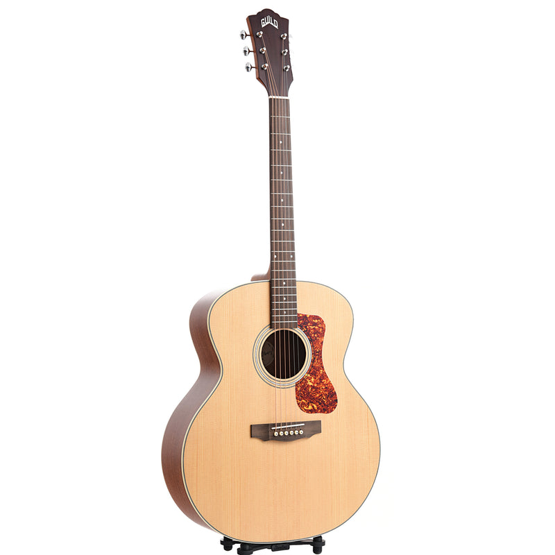 Guild F-240E Archback Jumbo Acoustic Guitar, with Pickup