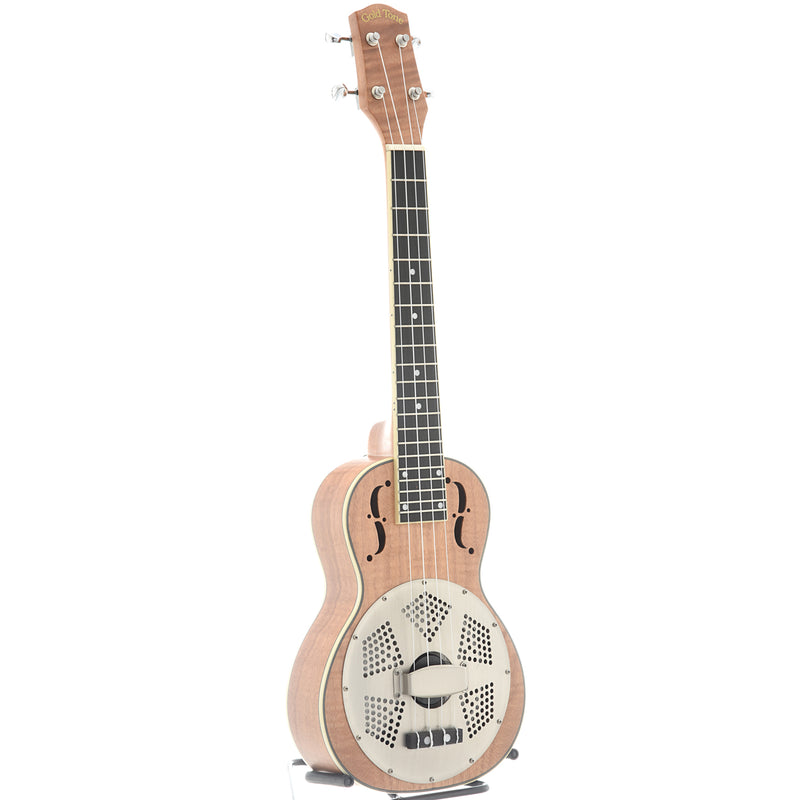 Gold Tone ResoMaple Tenor Ukelele & Gigbag