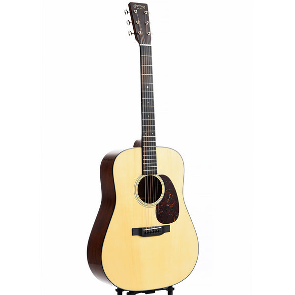 Martin Custom Sinker Mahogany 18-Style Dreadnought Guitar & Case, Adirondack Top, #2 of 2