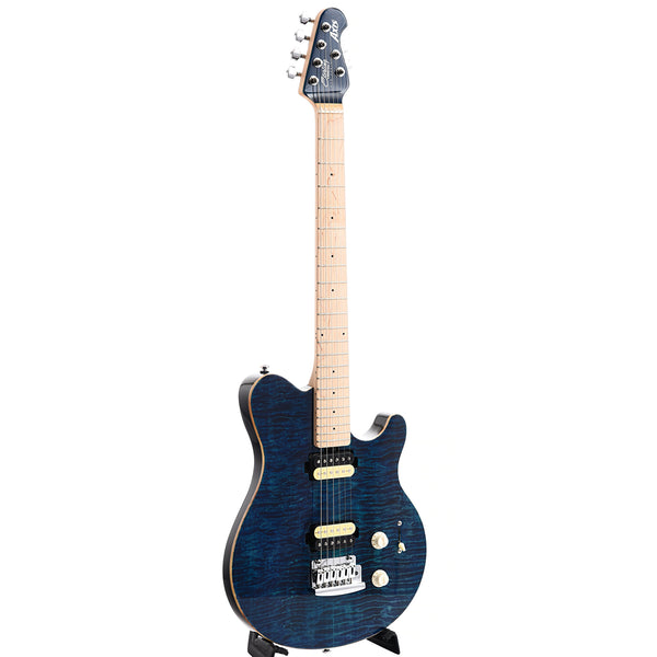 Sterling by Music Man Axis Electric Guitar Neptune Blue Finish