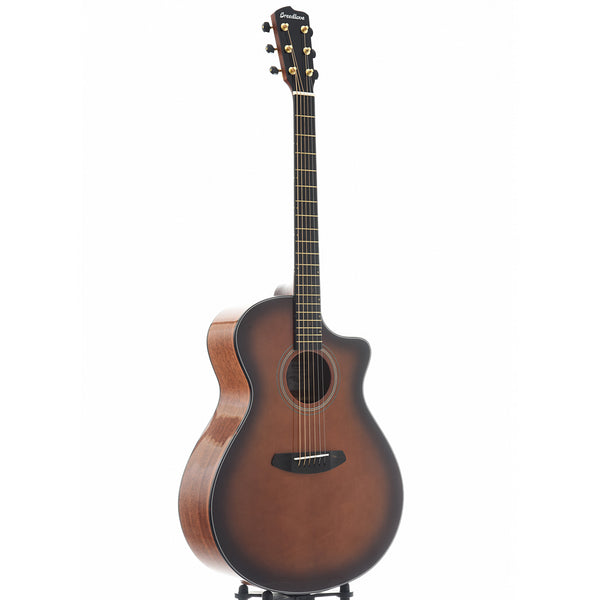 Breedlove Organic Performer Concerto Bourbon CE Torrefied European - African Mahogany Acoustic-Electric Guitar