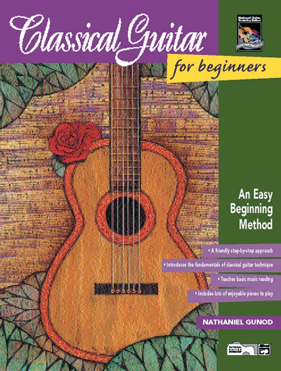 Classical Guitar for Beginners