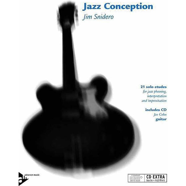 Jazz Conception: Guitar - Revised & Expanded Edition