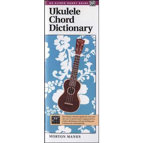 Ukulele Chord Dictionary (Handy Guide)