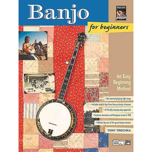 Banjo for Beginners: An Easy Beginning Method