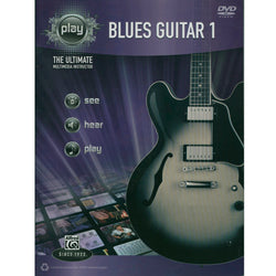 PLAY: BLUES GUITAR 1