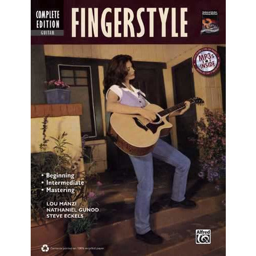 Fingerstyle Guitar Complete Edition