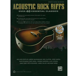 Acoustic Rock Riffs