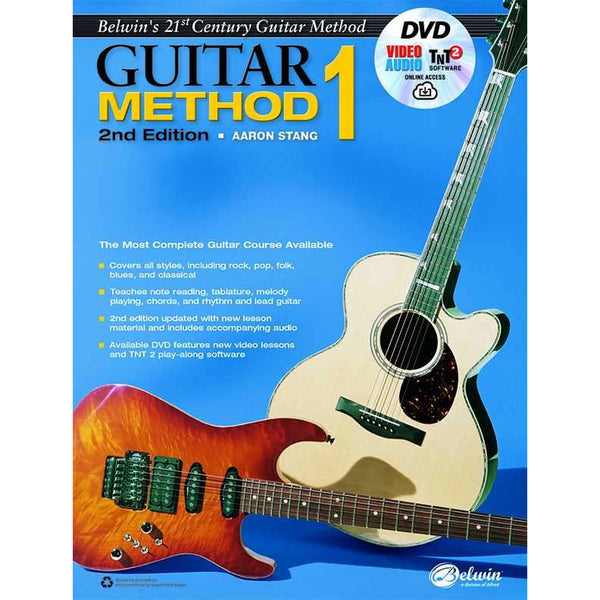 Belwin's 21st Century Guitar Method 1, 2nd Edition