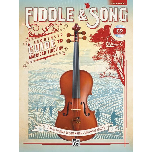 Fiddle & Song - Violin Book 1