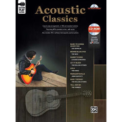 Acoustic Classics Guitar Play-Along