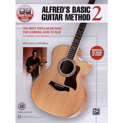 Alfred's Basic Guitar Method: Book 2