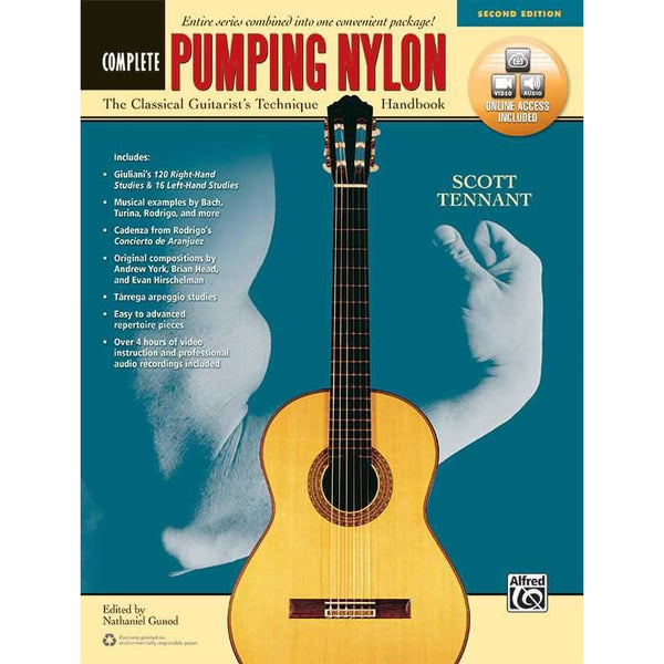 Pumping Nylon: Complete, Second Edition