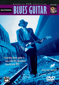 DVD - Mastering Blues Guitar