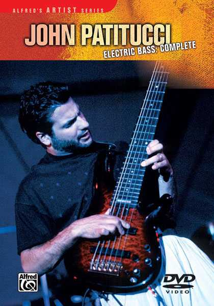 DVD - John Patitucci: Electric Bass Complete
