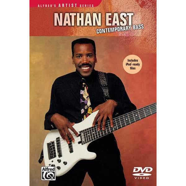 DVD - Nathan East: Contemporary Bass