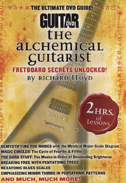 DVD - Guitar World: The Alchemical Guitarist