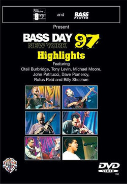 DVD - Bass Day '97: Highlights
