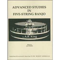 Advanced Studies in Five-String Banjo
