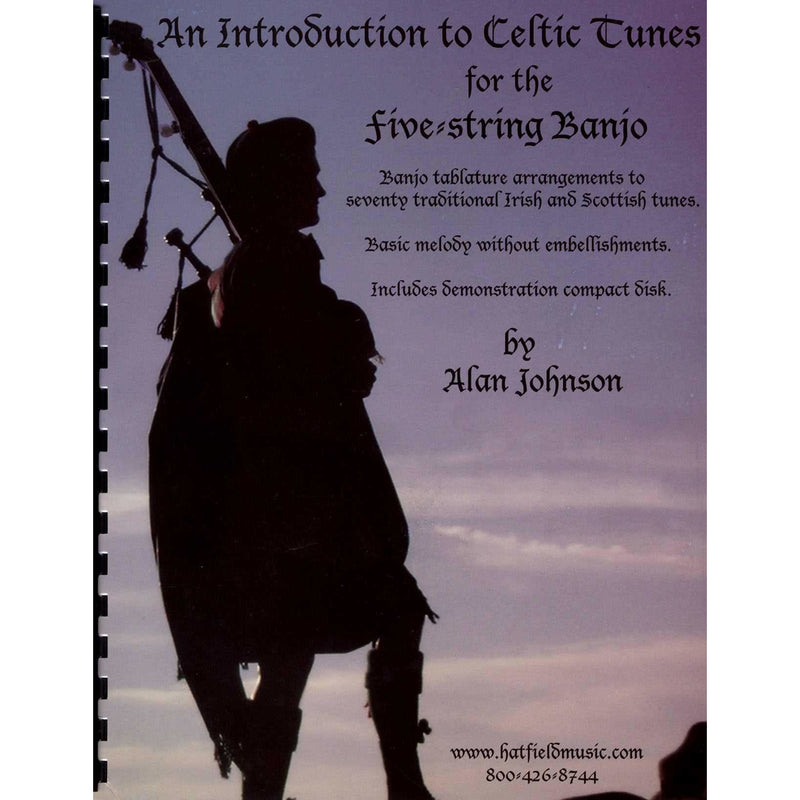 An Introduction to Celtic Tunes for the Five-String Banjo