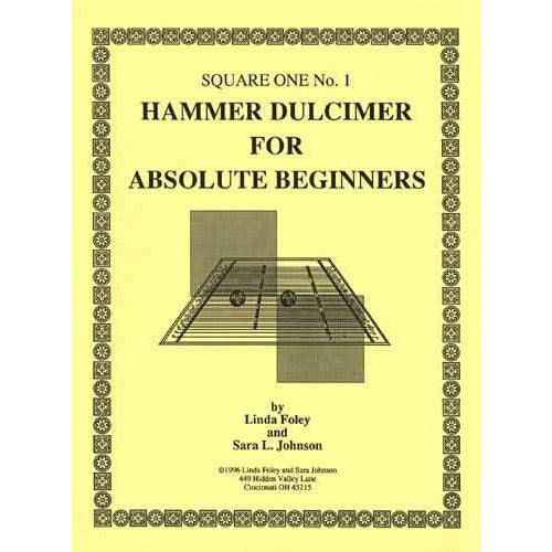 Square One No. 1 - Hammer Dulcimer for Absolute Beginners, No. 1