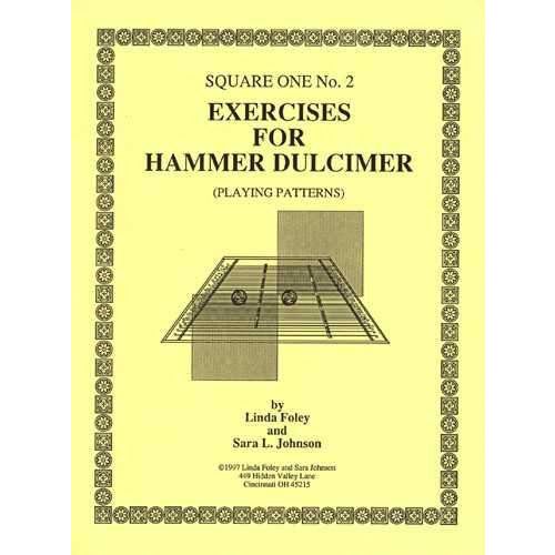 Square One No. 2 - Exercises for Hammer Dulcimer