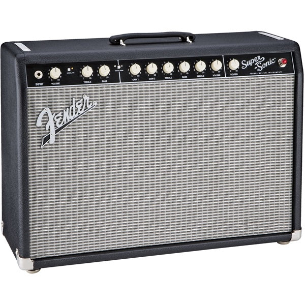 FENDER PRO TUBE SUPER-SONIC 22 TUBE COMBO AMPLIFIER