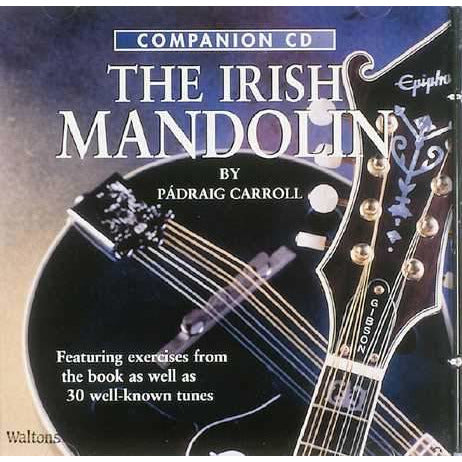 <CD> The Irish Mandolin