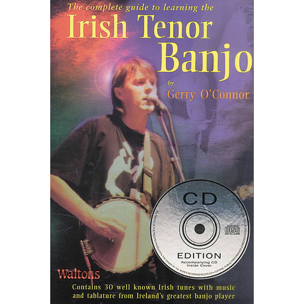The Complete Guide to Learning the Irish Tenor Banjo
