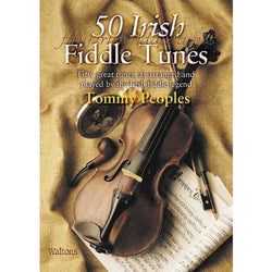 50 Irish Fiddle Tunes