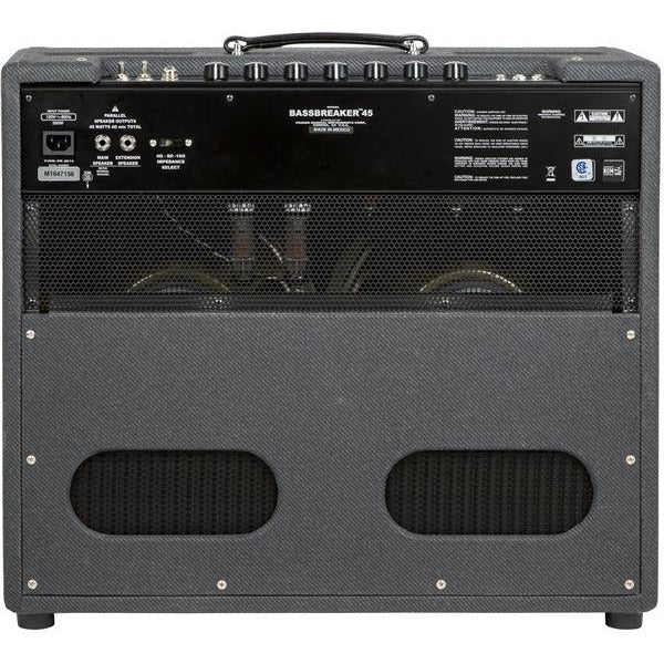 Fender Bassbreaker 45 Combo Guitar Amplifier, Shopworn