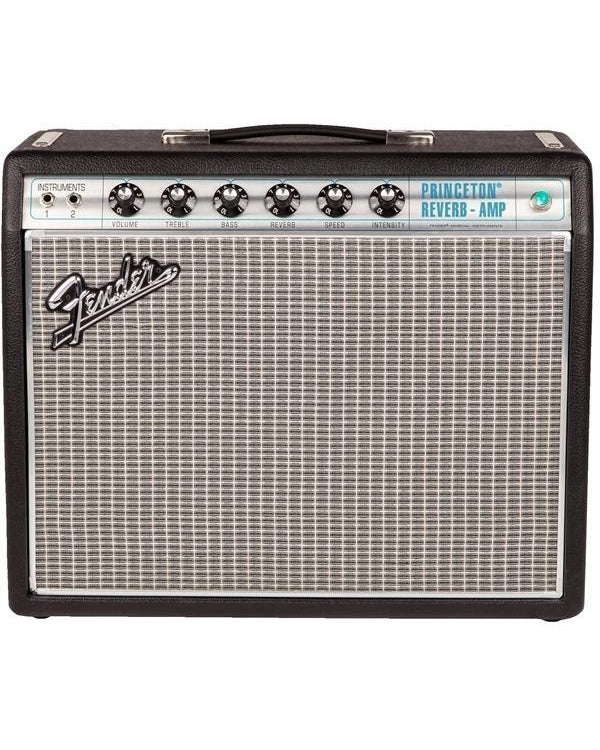 Fender '68 Custom Princeton Reverb 1X10 Combo Amplifier