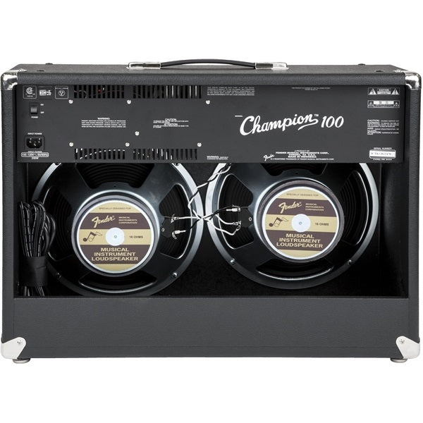 Fender Champion 100 Combo Amplifier