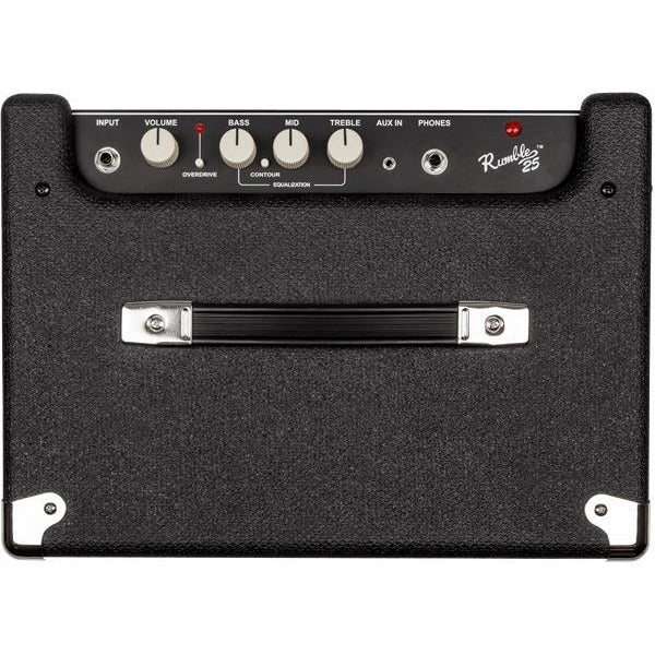 Fender Rumble 25 Bass Combo Amplifier