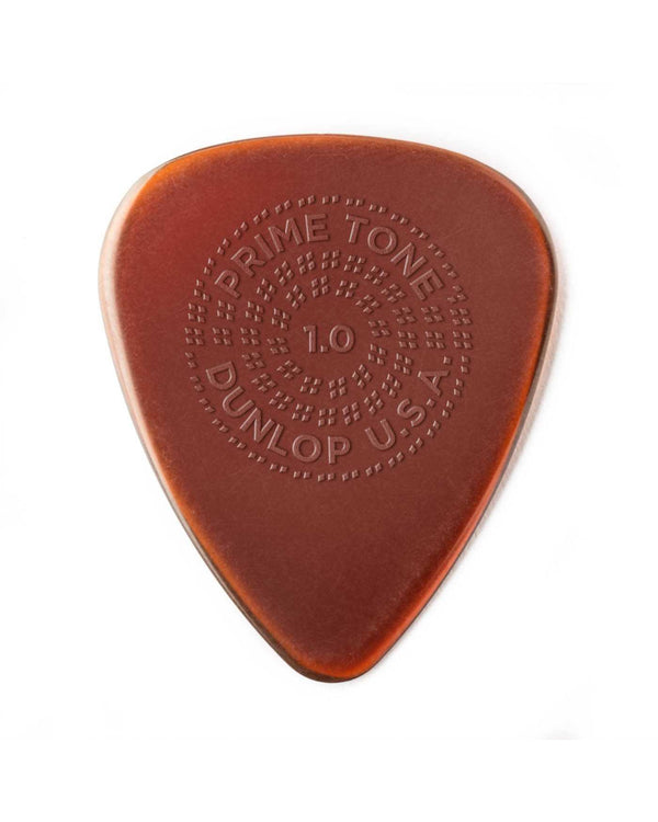 Dunlop Primetone Sculpted Plectra, Ultex Standard with Grip, 1.00MM Thick, Three Pack
