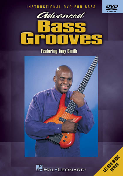DVD - ADVANCED BASS GROOVES