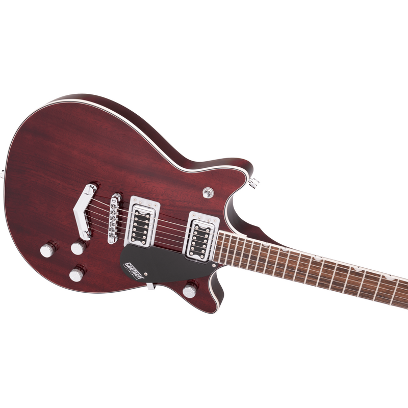 Gretsch G5222 Electromatic Double Jet BT with V-Stoptail, Walnut Stain