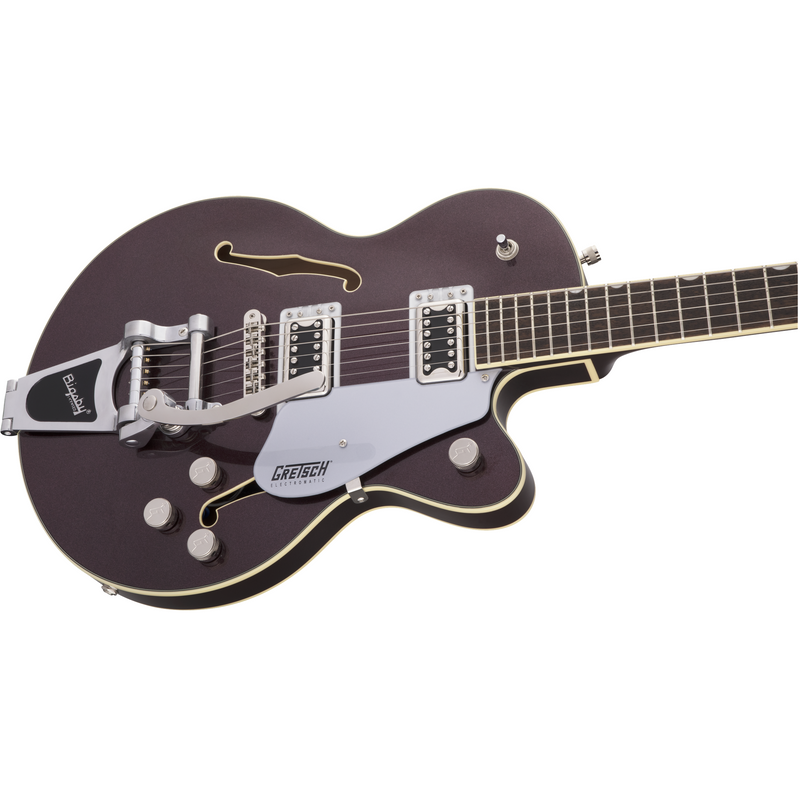 Gretsch G5655T Electromatic Center Block Jr. Single Cut with Bigsby, Dark Cherry Metallic