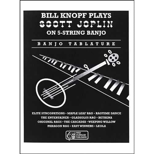 Bill Knopf Plays Scott Joplin On Five-String Banjo