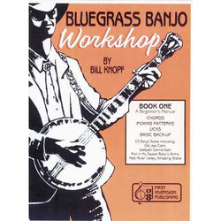 Bluegrass Banjo Workshop - Book One