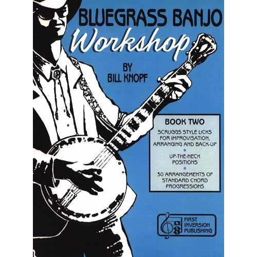 Bluegrass Banjo Workshop - Book Two