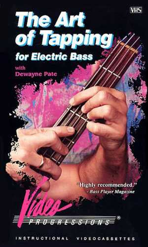 The Art of Tapping for Electric Bass