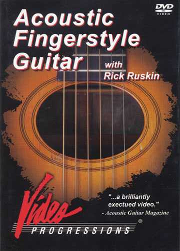 DVD - Acoustic Fingerstyle Guitar