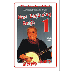 DVD - New Beginning Banjo 1