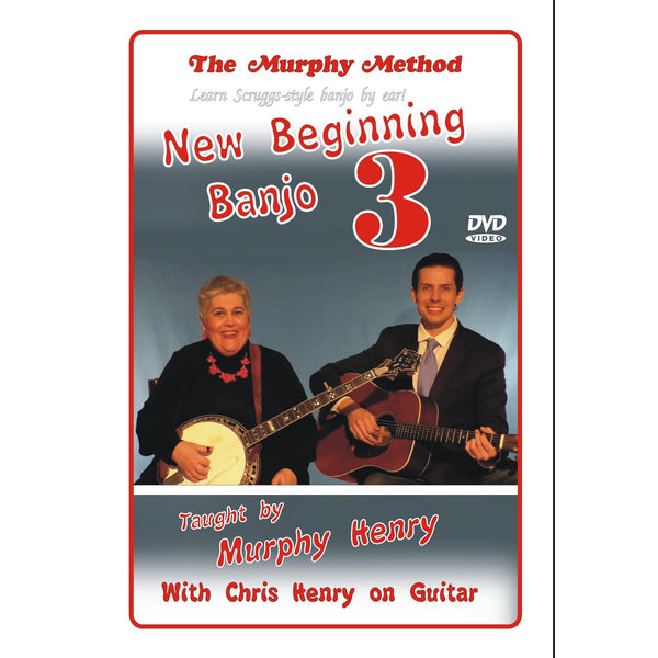 DVD - New Beginning Banjo 3