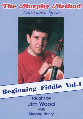 DVD - Beginning Fiddle DVD - Vol. 1