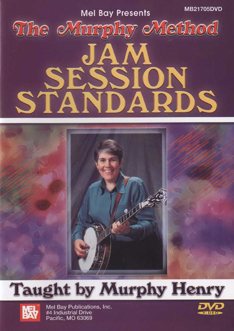DVD - Jam Session Standards