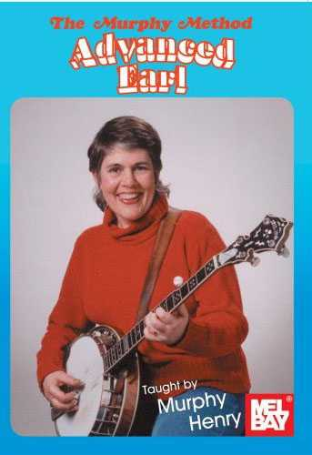 DVD - Advanced Earl: Learn Scruggs-Style Banjo by Ear